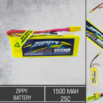 Zippy Battery 1500 25c