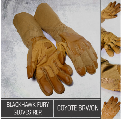 Blackhawk Furry Glove
