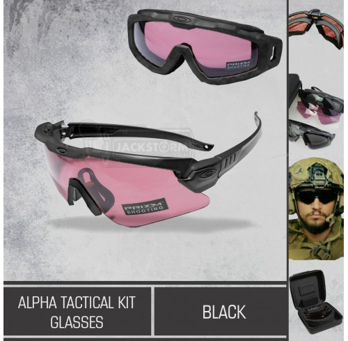 Alpha Tactical Kit Glasses