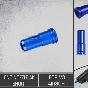 CNC Nozzle Metal for AK (Short)