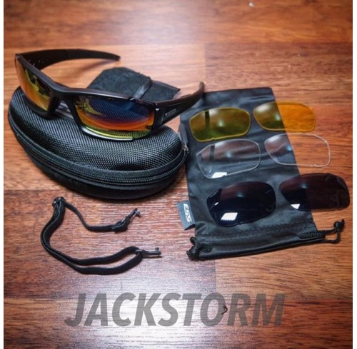 CDI Glasses Black