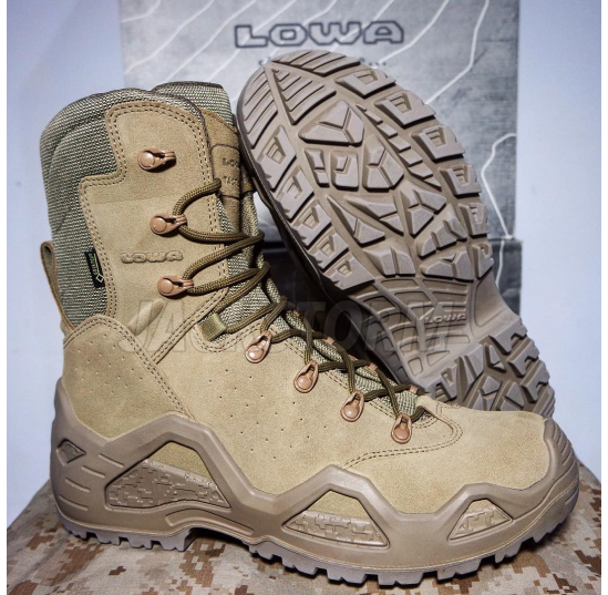 LOWA Z8S GTX High Shoes Coyote (TF)