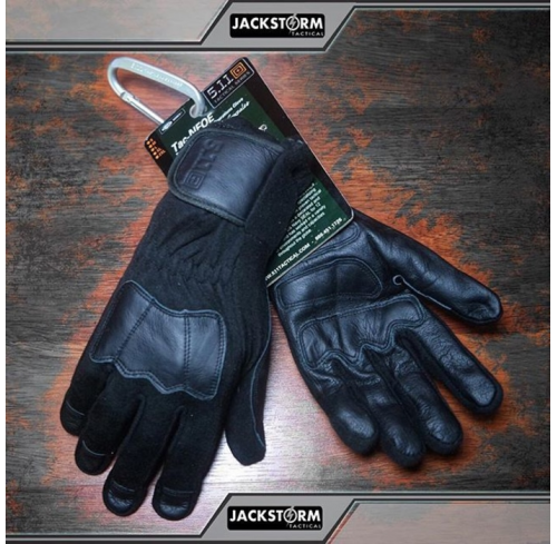 511 Flight Ops Glove Rep Black