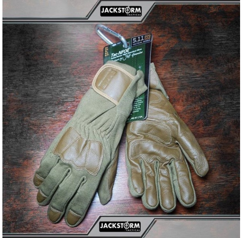 511 Flight Ops Glove Rep Tan