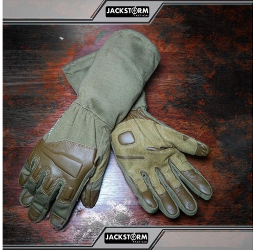Blackhawk Furry Glove Coyote Brown