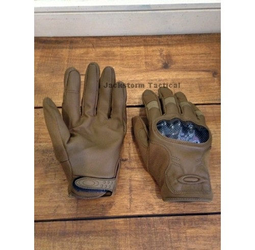 Glove Oakley SI Full Brown