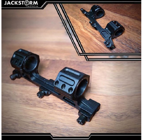 BigDragon Geissele Scope Mount Black