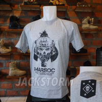 PT T-Shirt Marsoc Ace Grey