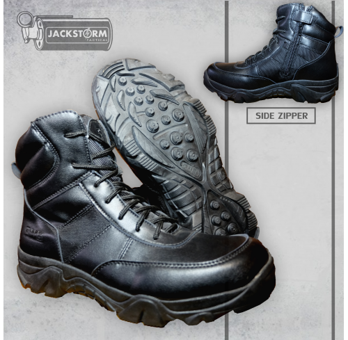 511 High Boots Black
