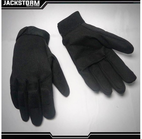 JSY Glove Full Black