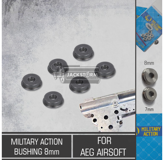 Military Action Bushing