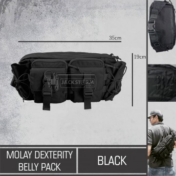 Molay Dexterity Belly Pack