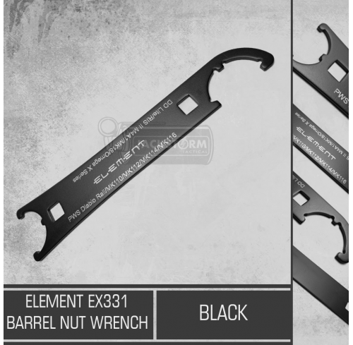 Element EX331 Barrel Nut Wrench