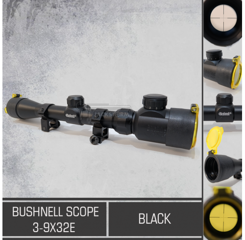 Bushnell Scope 3-9X32E