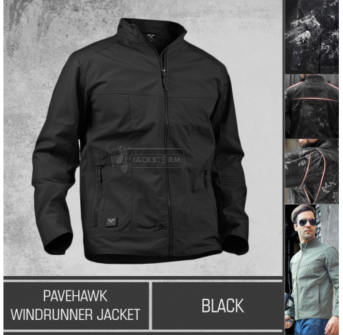 Pavehawk Windrunner Jacket